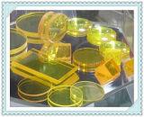 Объективы Znse материалов иК оптически, объектив CVD Znse оптически