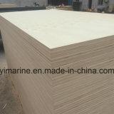 Contre-plaqué en bois dur de faisceau de face et de dos de peuplier pour des meubles