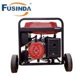 China Fornecedor (6.5Kw Fusinda)/7kw/8KW 220V GX390 Motor a Gasolina