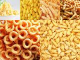 Alimento de lanche soprado com máquina de extrusão de manteiga de amendoim