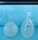 Bottiglia di profumo di vetro romantica di fragranza per le estetiche