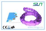 Ce/GSの2018年のSlnの無限のバイオレット1t*10mの円形の吊り鎖