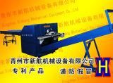 Haute efficacité machine de recyclage des déchets de tissus de machines de recyclage