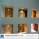 L'art/couleur/Effacer le verre feuilleté pour la décoration/cloison en verre