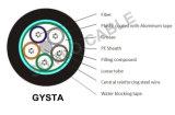 De vastgelopen Kabel van de Optische Vezel (GYSTA/GYTA)