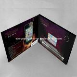 """2.4를 가진 공장에 의하여 공급되는 영상 인사장 """". 4.3 """", 5 """", 7 """" LCD 스크린"""