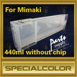 Nieuwe vulling Ink Cartridge voor Mimaki DX4/DX5 Printer (440ml zonder spaander) (acc-ric-002)