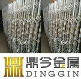 La punta de lanza de hierro fundido/decoración en hierro forjado