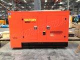 建築プロジェクトのためのLovolエンジン1006tg1aを搭載する80kVA防音のディーゼル発電機