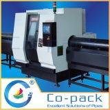 El corte de tubos prefabricación de tubería de alta velocidad y máquina de biselado