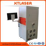 A máquina a mais nova da marcação do laser da fibra do projeto 20W 30W Ipg para as tubulações, o plástico, o PVC, o PE, o metal e o metalóide