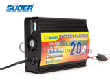 зарядное устройство Suoer 20A зарядное устройство питания 12V хорошее качество солнечного зарядного устройства в режим зарядки Four-Phase (MA-1220/MA-1204)