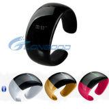 BluetoothスマートなV3.0のハンズフリーのブレスレットのスマートな腕時計の音楽プレーヤー