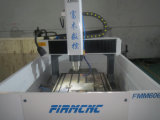 CNC Metal tallado molde que hace la máquina