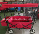 Foldable Utility Kid Wagon Cart Fw3016