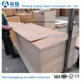 Madeira compensada comercial/madeira compensada extravagante para a mobília da fábrica de Weifang