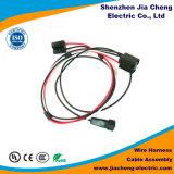 Uso automotor del harness del alambre del coche para la radio