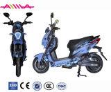 Motocicleta elétrica da motocicleta grande da potência E com grande bateria