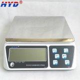 Balanza electrónica de Digitaces con RS232 el interfaz 3kg - 30kg