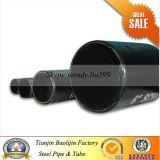 L$signora saldata nera di vendita calda tubo d'acciaio di HF ERW con il prezzo basso