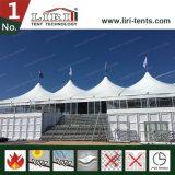 2 Tent van het Dek van de Tent van het verhaal de Dubbele die voor Sportieve Gebeurtenissen Wta wordt geleverd
