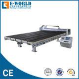 Cadena de producción del corte del vidrio del CNC máquina de proceso del corte del vidrio del CNC