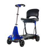 折る移動性のスクーター: 車で合うべきコンパクトで運送可能なスクーター