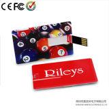 Slanke Credit Card Pen Drive USB met High Speed