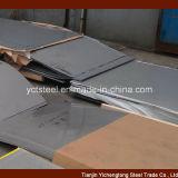 Boîtier en bois en acier inoxydable plaqué à froid 304