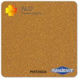 O ouro em pó de tinta de revestimento metálico (P05T20026)