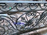 高品質によってカスタマイズされる錬鉄の柵