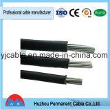 2017 alambre eléctrico aislado de aluminio barato del cable del ABC del conductor XLPE con gota del servicio