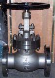 Valvola di globo della flangia dell'ANSI rf (J41H-150LB)