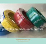 La norme CEI 60332 rouge sur le fil électrique en cuivre