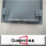 Porte poudre-enduite grise Paintable AP7040 en métal