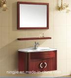 Salle de bains en aluminium armoire / espace douche cabinet d'aluminium de magnésium (T-9782)