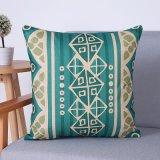 Het digitale Decoratieve Kussen/het Hoofdkussen van Af:drukken met Geometrisch Patroon (mx-59)