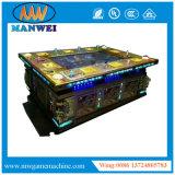 Verbogener Bildschirm-spielendes Kasino-Schlitz-Spiel-Münzenmaschine für Verkauf