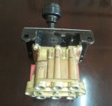 Válvula de controle do ar de 6 furos para o sistema hidráulico