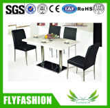 Таблица кофейни и таблица стулов обедая для сбывания (DT-16)