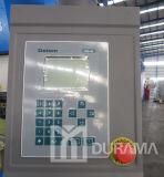Machine se pliante hydraulique avec la commande numérique par ordinateur de Delem Da41 biaxiale