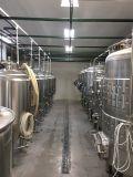 Bier200l brew-Installationssatz, Malz-Produktions-Gerät für Gaststätte, Pub, Hotel, Gaststätte-Bierbrauen-System