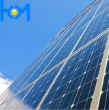 glace solaire d'arc Tempered d'utilisation de panneau solaire de 3.2mm avec la SPF, GV, OIN