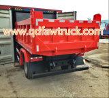 120HP Sinotruk MiniVrachtwagen, MiniKipwagen, 5t de Vrachtwagen van de Stortplaats, 4X2 de Vrachtwagen van de Stortplaats