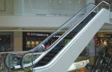 Marciapiede automatico della camminata mobile del trasportatore del passeggero per il supermercato