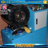 Hoch entwickeltes Deutschland bearbeitet manueller Schlauch-quetschverbindenmaschine der Finn-Energien-P20 maschinell