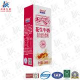 250ml de papier d'emballage aseptique mince avec la meilleure qualité