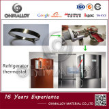 Rivelatore di temperatura con la striscia bimetallica 1.0mm