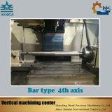 3 centro di lavorazione di perforazione di macinazione verticale Vmc855L di CNC di asse di asse 4