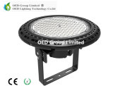 Hot Sale Lumen élevé E39 E40 UFO LED High Bay lumière 200W Industrial Light avec lentille PC
